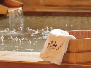 【内湯】いつでも入浴可能がうれしい!(10~12時の清掃を除く)
