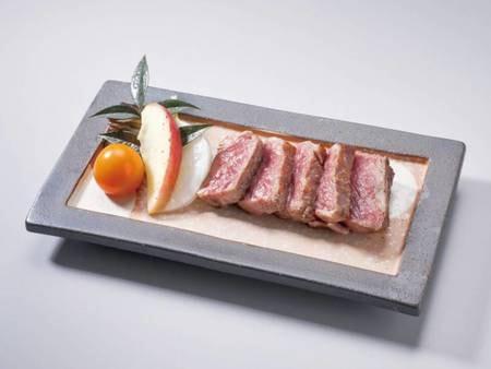 【上州牛付創作会席/例】お肉好きの方にはぜひ食べてほしい上州牛料理をご提供