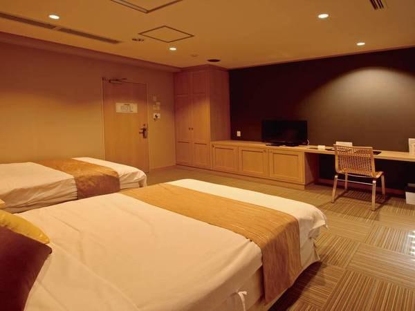 【客室/例】ゆっくり寛げるデラックスツインルーム