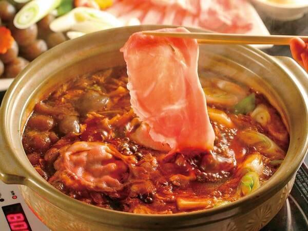バイキング 3月~5月春の料理フェア「上州名物 豚すき」/例