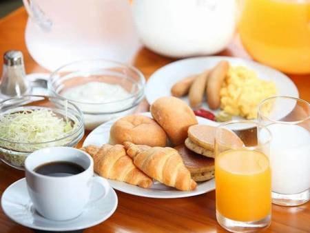 朝食サービス/一例