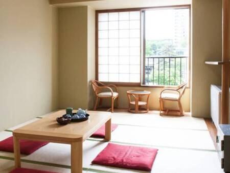 【禁煙】本館和室(10畳・バストイレ付)/例