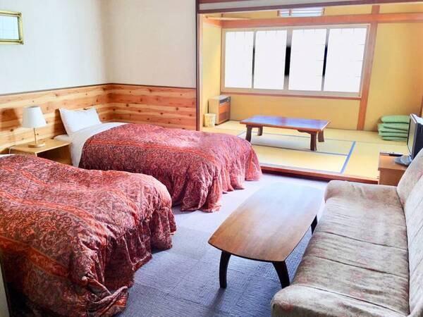 【和洋室一例】和室と洋室のいいとこどりのお部屋です