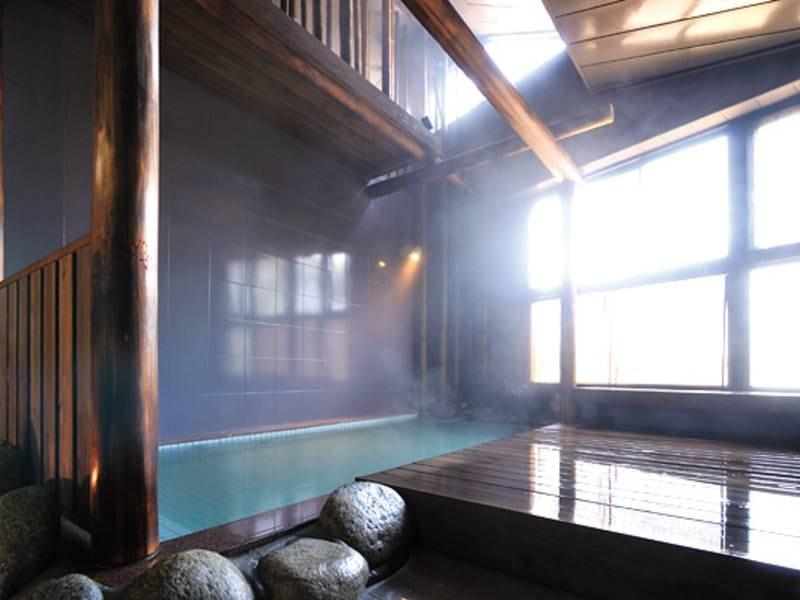 【大浴場/女湯】お肌に優しい温泉
