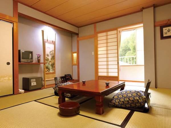 【和室/例】和の趣き漂う10畳和室へご案内