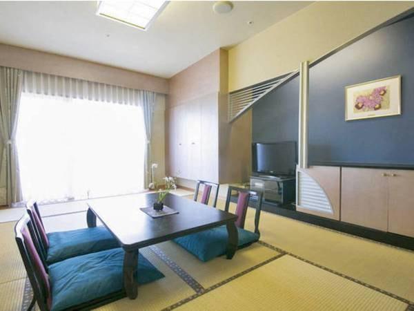 【和室/例】美しい景色が眺められる心和む12畳和室(定員4名)