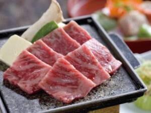 【伊賀牛石焼き/例】上質な伊賀牛をジュワッと石焼きで