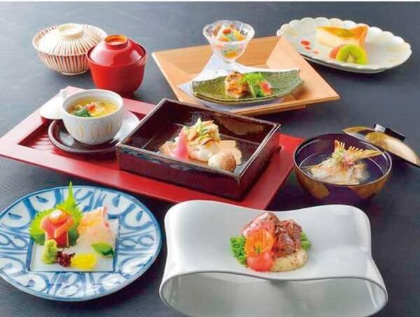 【ご夕食/例】里海膳