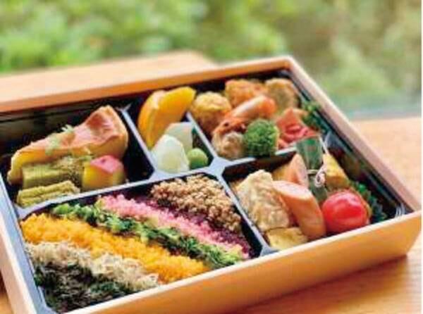 【夏休み限定:朝食】モーニングボックス/例