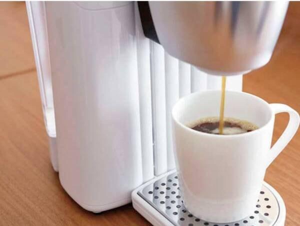 プレミアデラックスルーム専用:コーヒーメーカー