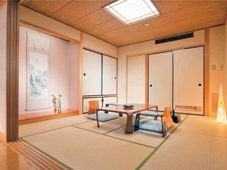 【和室8畳+寛ぎスペース/例】