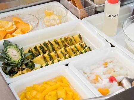 朝食(バイキング) ※季節や仕入れ状況によりメニューは変動します。