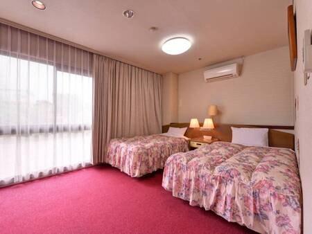 *■客室例:和洋室■畳とベッドのお部屋でリラックス★