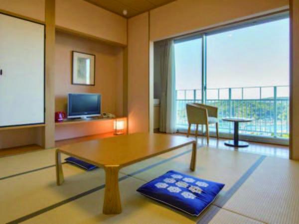 【和室/一例】鳥羽湾を望む8畳和室