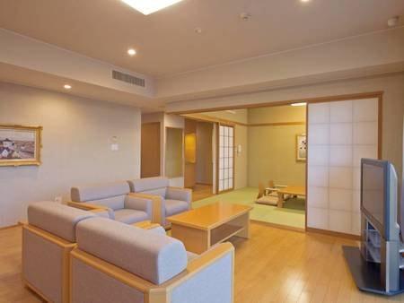 【海◯】特別和洋室<バス・トイレ付>禁煙/例