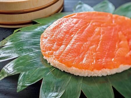 【3~5月実施!】全国うまいもん祭/ます寿司例(富山)