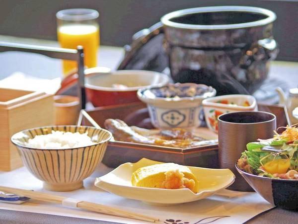 四季折々の味わい おまかせプラン※朝食一例