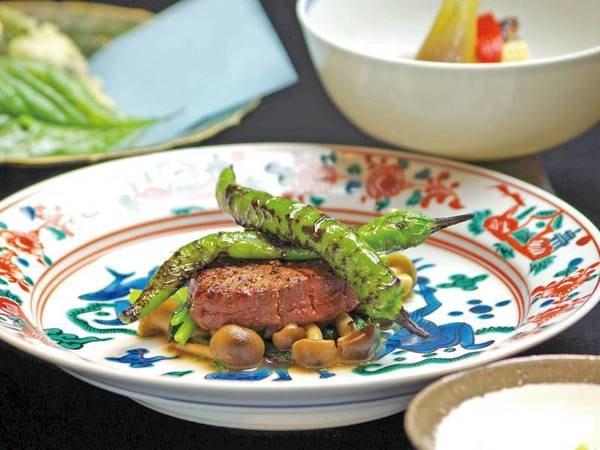 【料理一例】四季折々の味わい 松阪牛プラン
