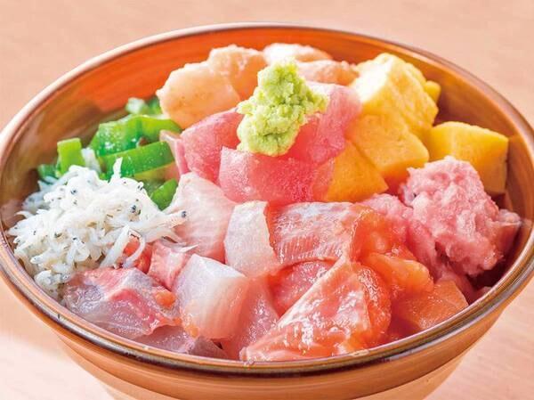 夏の料理フェア【海鮮のっけ丼/例】6/1~7/21