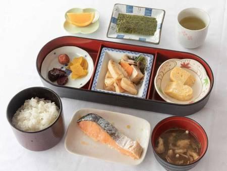 【シンプルスティ】朝食付きプラン和定食/一例