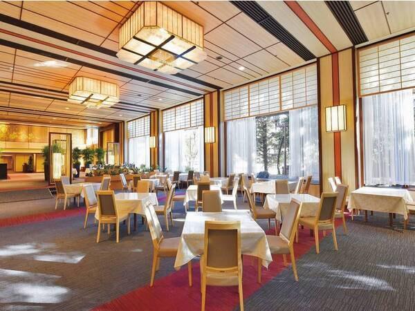 バイキング会場/全席128席のレストラン