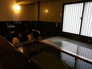 大浴場 お肌つるつるマイクロバス細かい泡に包まれます