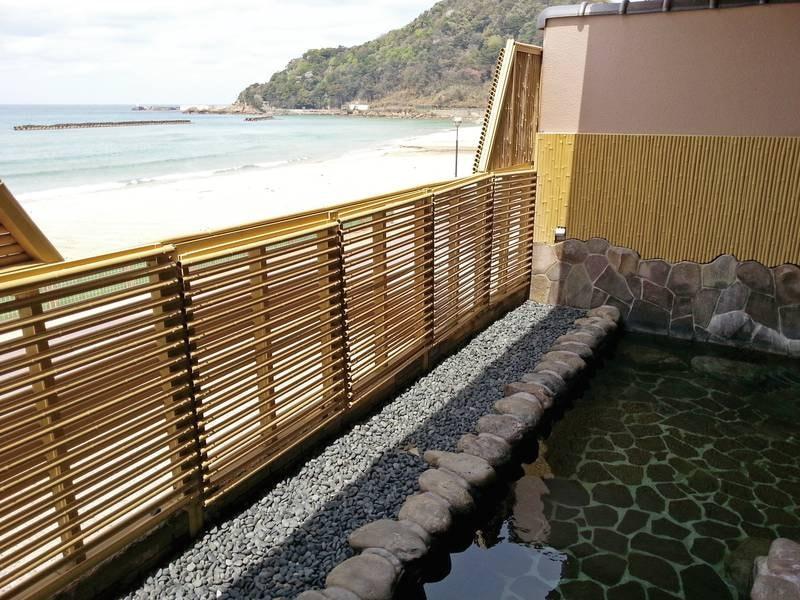 日本海展望露天風呂