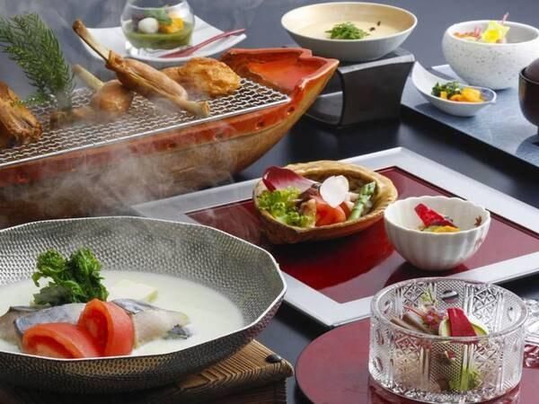 カジュアル会席/夕食一例
