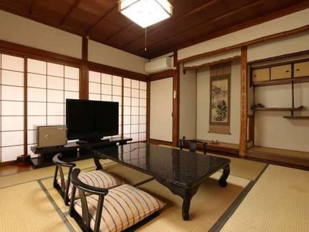 【特別室】10畳主室+控えの間1室限定/一例