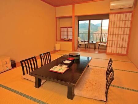 【和室/例】8~12畳の清潔感あふれるお部屋へご案内