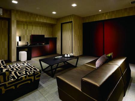 【客室/例】6名様まで利用可能な43㎡和室