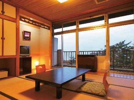 【客室/例】広さ9畳の落ち着いた和室※海は見えません