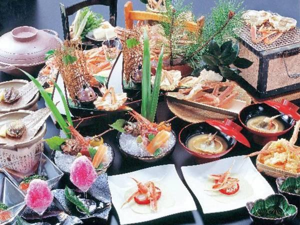 【料理一例】料理内容は仕入れにより日毎変わります。粋なお料理・バラエティ豊かな新鮮食材・ボリュームたっぷり!