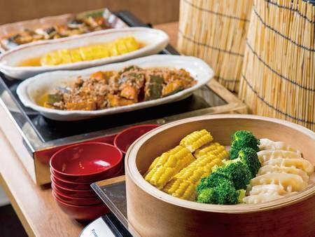 【朝食付プラン】約50種の和洋ビュッフェ
