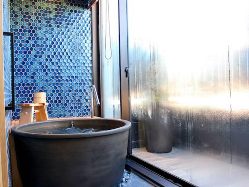 貸切風呂〜天空 玉水の湯〜