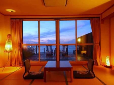 【光風】和室15畳+サンデッキ/一例