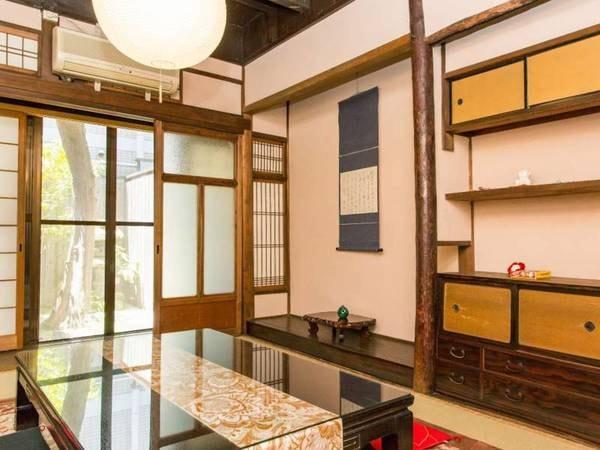 築80年以上の昔ながらの京町家 一軒貸切/一例