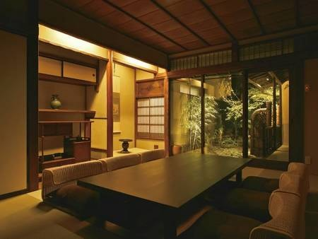 昔ながらの京町家を一棟まるごと貸し出し