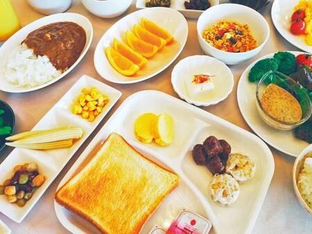 朝食付きプラン/一例