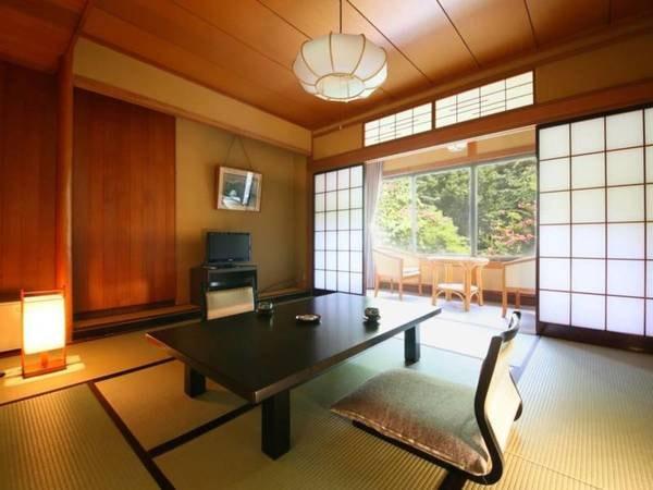 【和室8畳一例】明るくて「和の心」を感じるお部屋です。