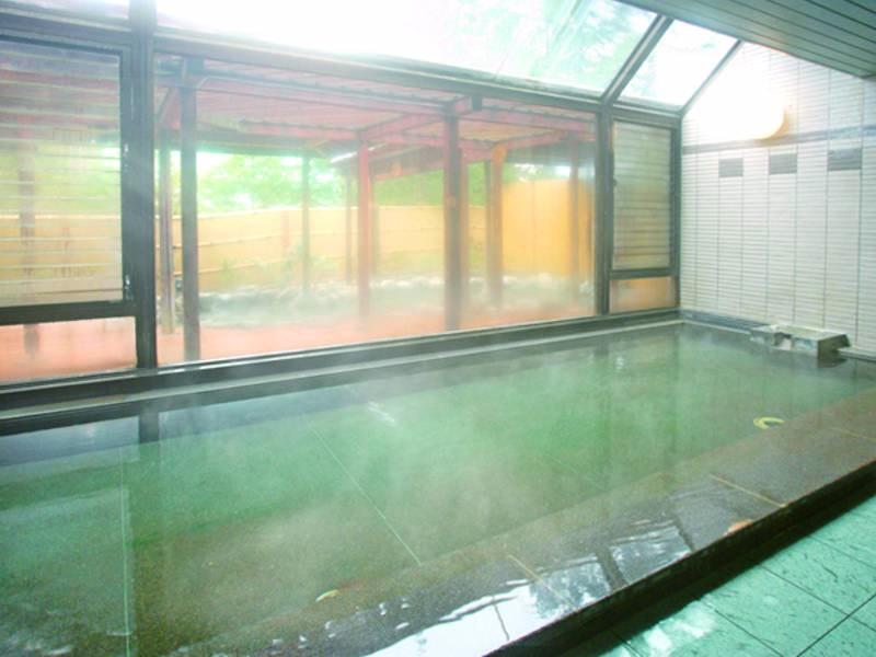 【大浴場】体の芯まで温まる温泉