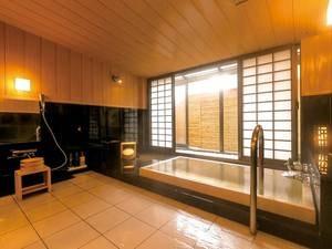 【貸切風呂】良泉を独り占め!