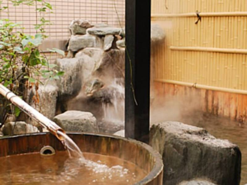 【檜風呂】ひとりで贅沢にどうぞ!