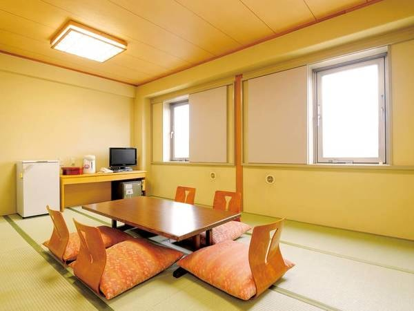 【客室/例】人気の和室(10畳)