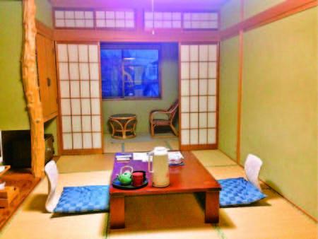 【客室/例】トイレなしなのでお得!2階10畳以上