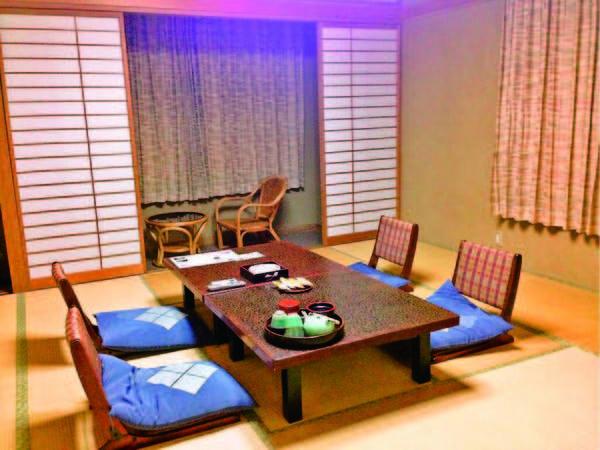 【客室/例】洗浄機能トイレ付2階10畳和室