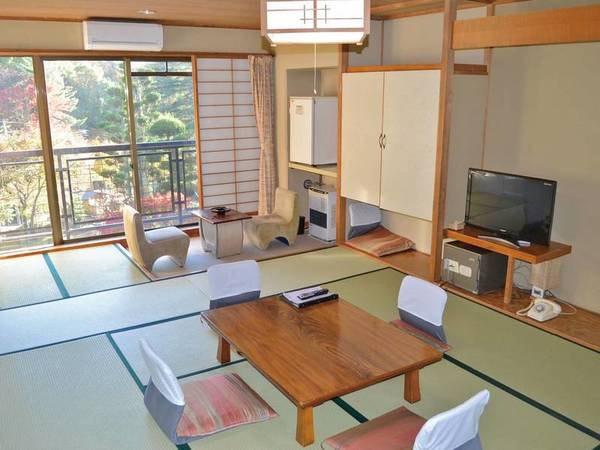 【客室/例】10畳+広縁付の広々和室