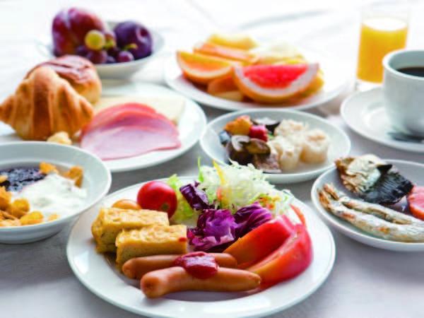 【朝食/例】 バイキング※セットメニューの場合あり