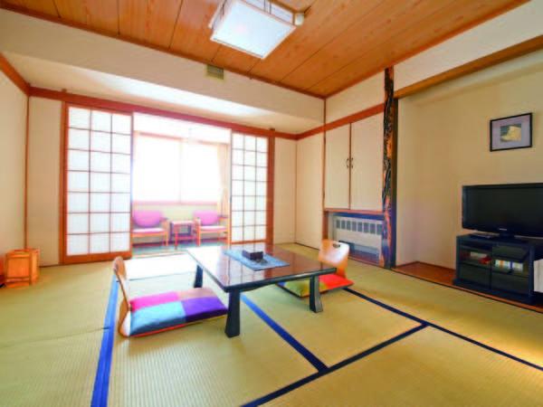 【客室/例】 和室(8~10畳+広縁)
