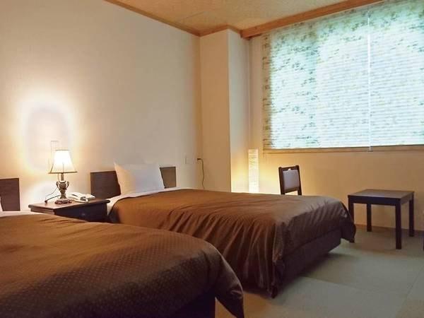 【客室/例】リニューアル後のオリエンタル洋室